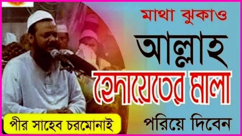 শায়েখে চরমোনাই দিচ্ছে ডাক | Mufti Sayed Muhammad Rezaul Karim (pir saheb charmonai); New Bangla Waz