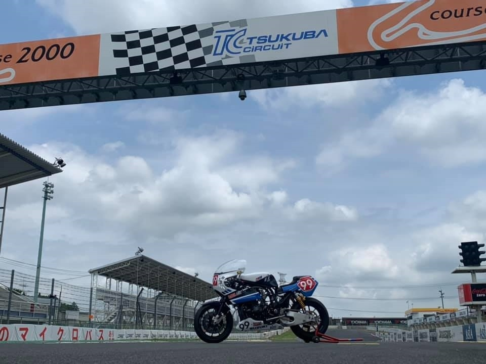 AFG Motosports: гоночный байк Suzuki GS1200SS