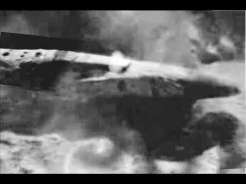НЛО 2018! Космический корабль на обратной стороне Луны
