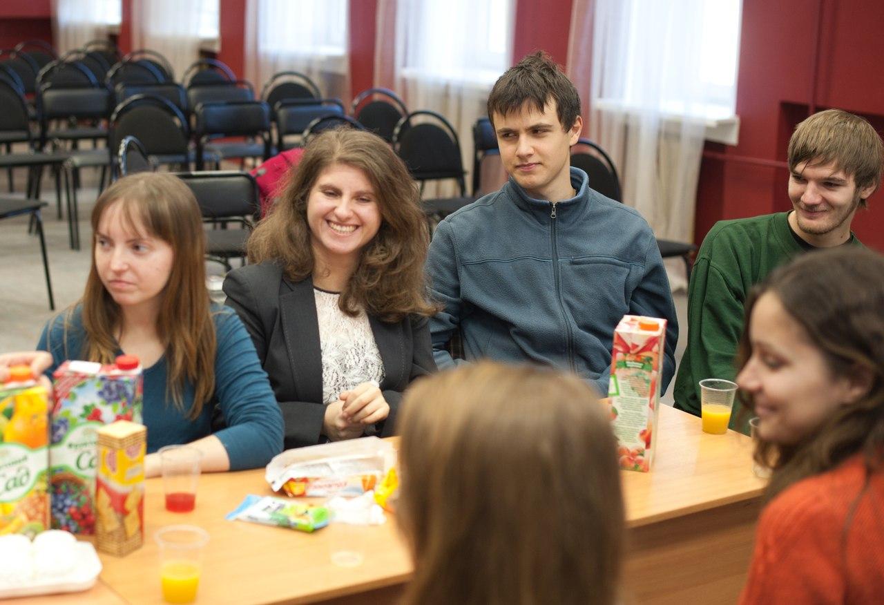 Встреча с молодежью