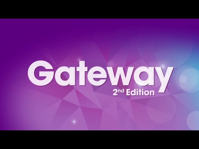 Gateway 2nd Edition A2 UNIT 2 Flipped classroom video