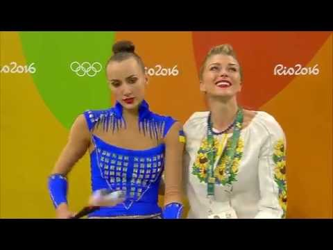 Women's individual all-round final |Rhythmic Gymnastics |Rio 2016 |SABC