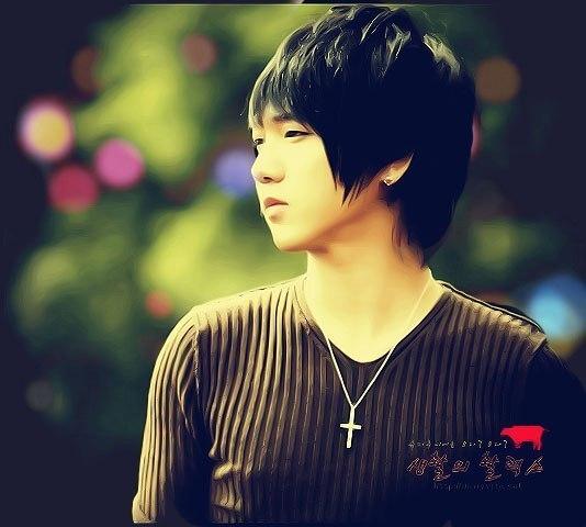 Ангел со вкусом корицы — Слэш (яой) фанфик по фэндому «Super Junior»