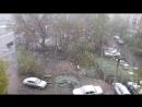 Снег Рубцовск