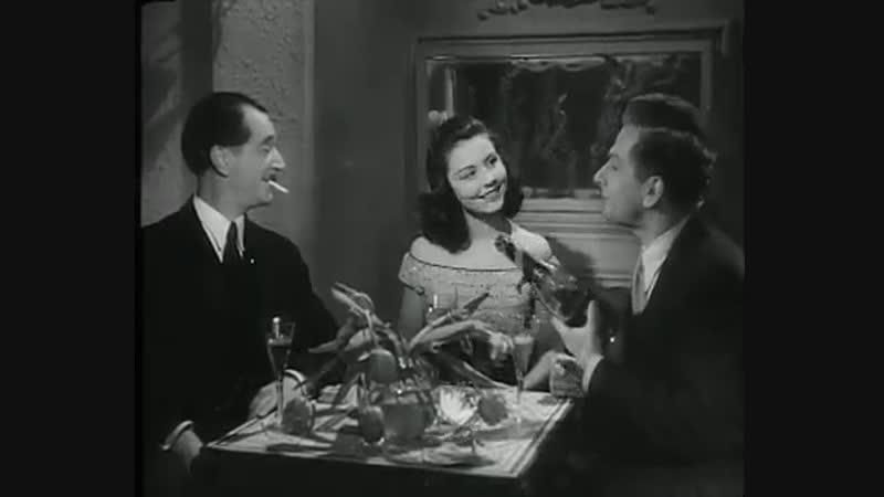 Vier junge Detektive aka Die Freunde meiner Frau (1949) Deutsch