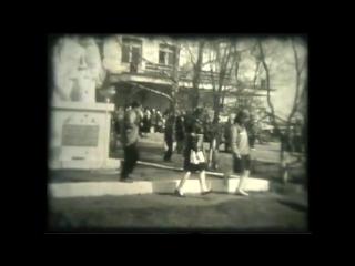 Парад Победы 1990 год с. Урик