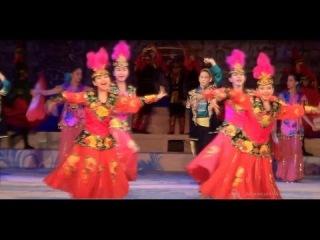 Таберик: Уйгурский танец (НГ 2013-2014,