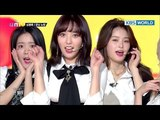 UNI+G's Team Yellow - Heart Attack (Original AOA) The Unit2018.01.04