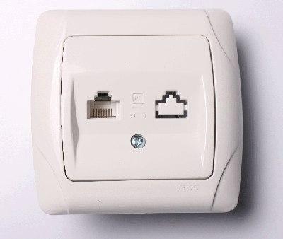 Расскажи друзьям.  Процесс подключения кабеля прост.  На клеммах розетки указан цвет провода, который должен...