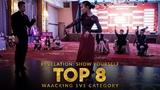 Danzel vs Brendice Waacking 1v1 Top8 Revelation Show Yourself 2018 Klang, Malaysia