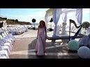 Свадьба выездная регистрация на берегу черного моря арфа и скрипка ArfaProject