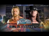 (WWE Mania) WrestleMania 28 The Undertaker vs Triple H (Hell in a Cell Match)