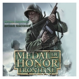Michael Giacchino альбом Medal Of Honor: Frontline