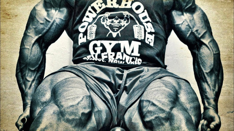 FRIDAY NIGHT - LEG DAY - IT´S TIME TO PARTY