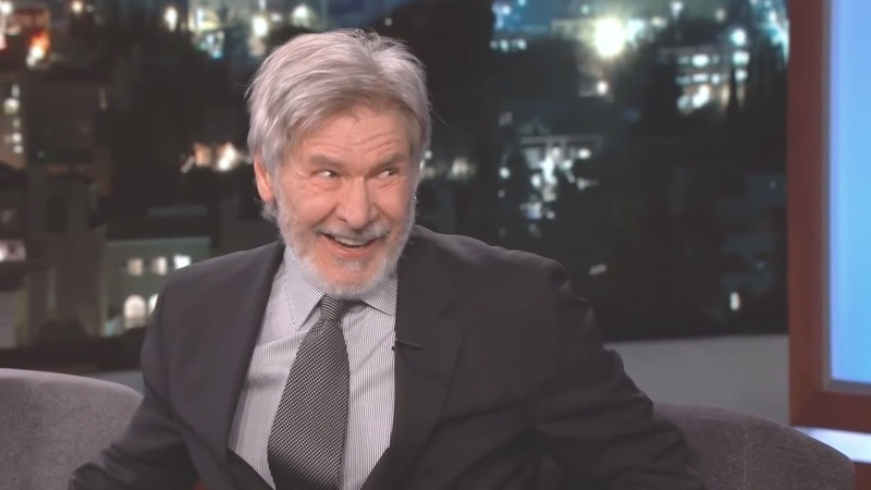 Harrison Ford Is Too Much