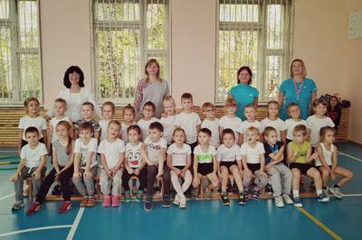 Дошкольники из Бибирева преодолели атлетическую полосу препятствий