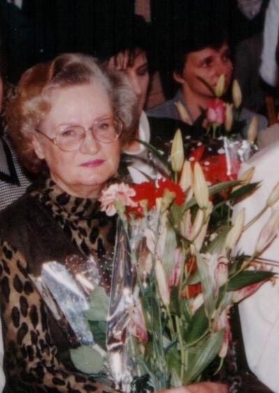 Татьяна Шаврова, 27 июля 1939, Санкт-Петербург, id189555489