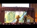 Лялькова вистава Шевчик їжачок драматичного гуртка БДЮТ