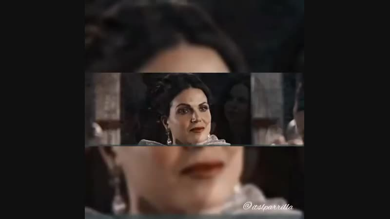 Once Upon a Time. She is portrayed by Lana Parrilla.