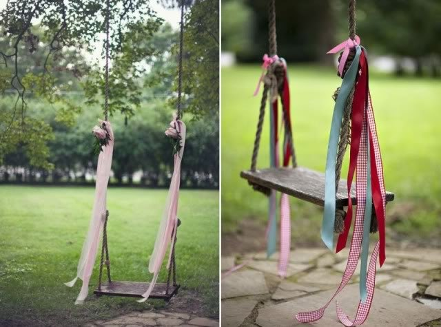 Качели на веревках своими руками фото 3