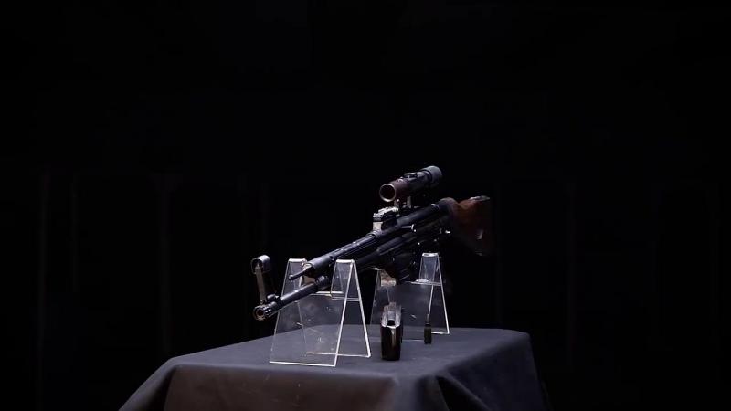 StG 44 – отец всех штурмовых винтовок_ АК AR15 _ M16 HK 416 G3 CETME