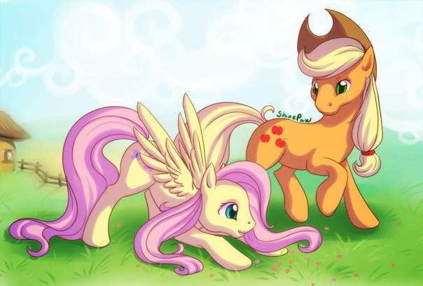 Игра Моя Маленькая Пони Единорог
