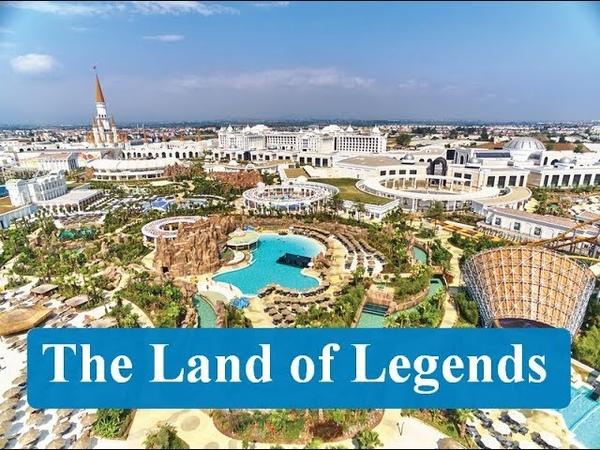 The Land of Legends Kingdom Hotel Theme Park