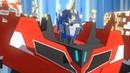 ТРАНСФОРМЕРЫ. Роботы под прикрытием. Оптимус прайм. 8 серия. Игра как мультик о трансформерах. Trans