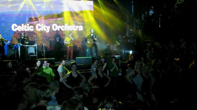 Celtic City Orchestra Bond Алекс Голдберг и Mirkwood 17.03.18-День Святого Патрика в СПб