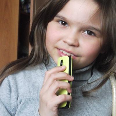 Анастасия Акмурзина, 27 октября 1999, Уфа, id188599488