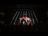 Концерт итальянской группы Talco в Москве 06.10.18 Начало