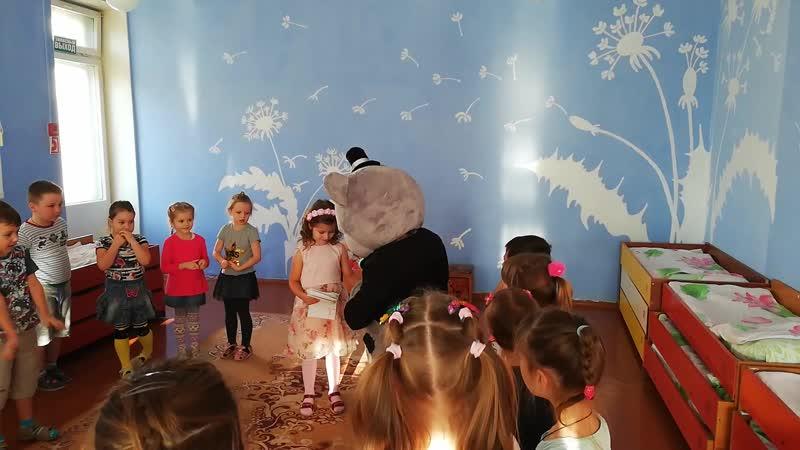 8.11.18 Поздравлялки от Мишки Тедди самые важные 🤗🤗