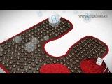 Nuga Best ( Нуга Бест ) - Турманиевая накидка MHP-100 | официальный сайт