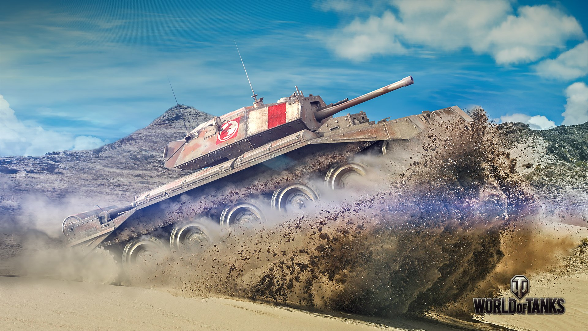 рисунок британский танк крусейдер