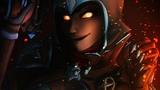 Demon Hunter Sombra Speedart iPad