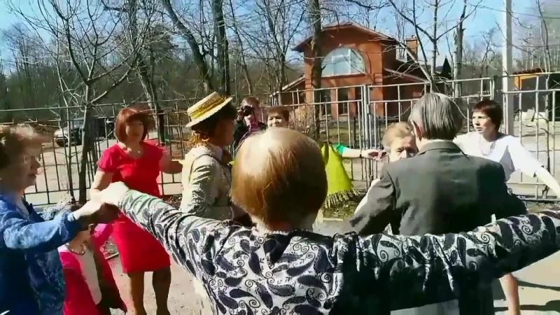 Золотая свадьба-Встреча Юбиляров.mp4