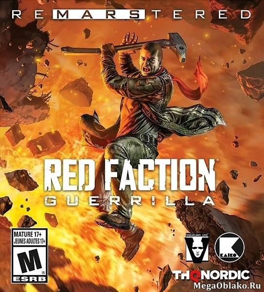 Red Faction Guerrilla Re-Mars-tered (2018/RUS/ENG/MULTi11/RePack by xatab)