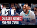 Best of Charlotte Hornets 2017-2018 NBA Season