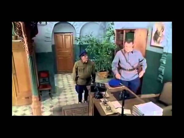 Приключения солдата Ивана Чонкина 5 серия