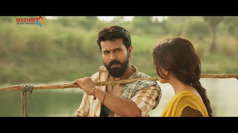 Rangasthalam Latest Trailer - Ram Charan - Samantha - Aadhi Pinisetty - Anasuya - DSP - Sukumar