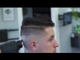 High Fade Undercut - Step by Step tutorial Фейдинг Андеркат
