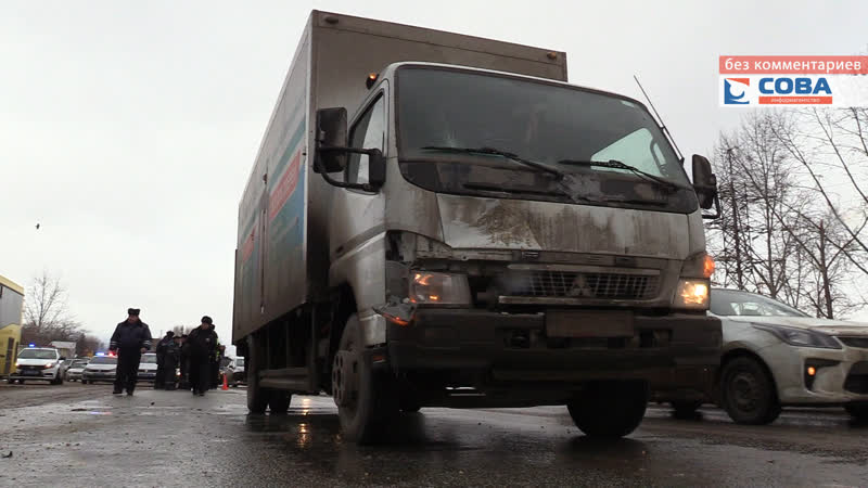 На дублёре Сибирского тракта погиб пешеход