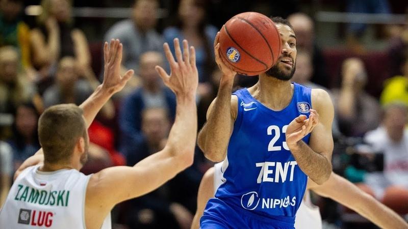 VTBUnitedLeague • Zenit vs Zielona Gora Highlights Nov 24, 2018