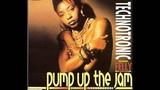 TECHNOTRONIC Pump Up The Jam (Vocal 12