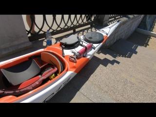 Каякер Самара - обзорчик каяка R 17 от Storm kayaks сделано в Самаре