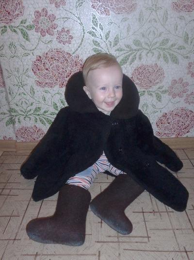 Антонина Панова, 14 апреля , Новокузнецк, id141573677