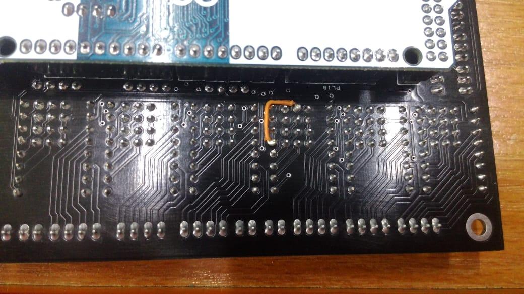 TMС2130: примененные технологии и подключение к RURAMPS4D в