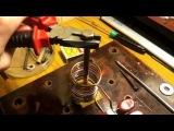 Индукционный нагрев 570Вт (570W induction heat)