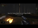 Deus Ex: Human Revolution on Project FLARE, Enhanced Physics R&D