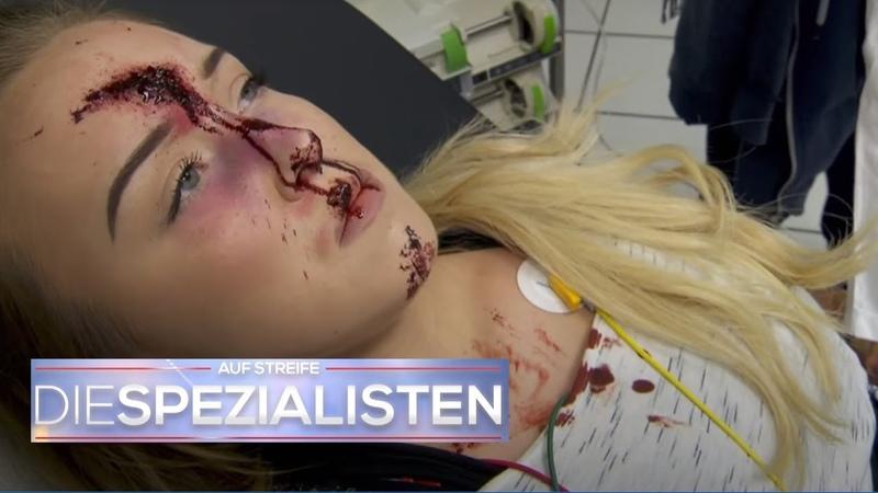 Tödliche Sucht Versteckt sie ihre Bulimie wieder | Auf Streife - Die Spezialisten | SAT.1 TV